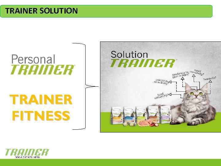 TRAINER SOLUTION TRAINER FITNESS