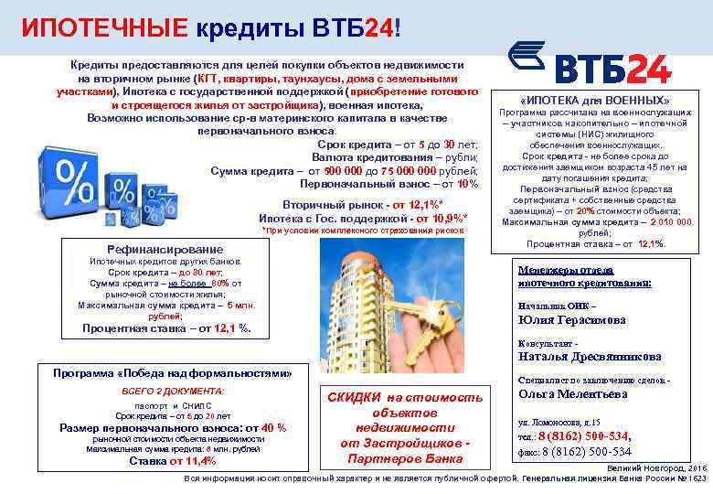 втб покупка кредитовкредитная карта тинькофф банк отзывы клиентов и условия