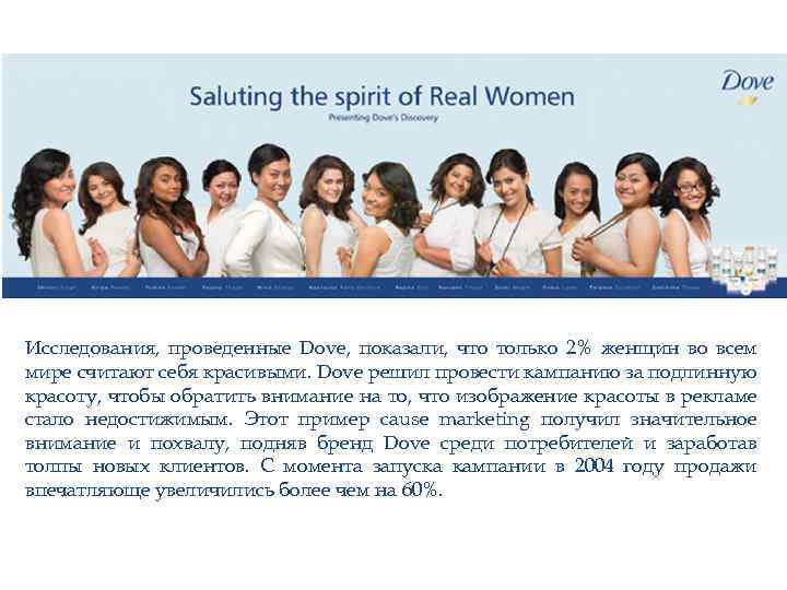 case analysis of unilever s real beauty campaign for dove Case study: how dove instigated debate around beauty notions in china unilever's dove challenged stereotypical standards of physical appearance in china in order to showcase its brand value of 'real beauty by real women.