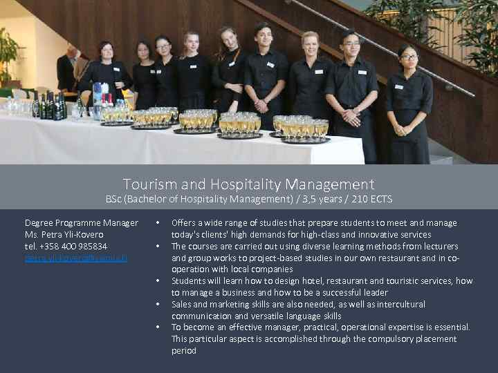 analyse operational managerial and legislative issues in hospitality Analyse operational, managerial and legislative issues resulting from recent developments affecting the hospitality industry (p6) 32 discuss the current image of the hospitality industry (p7) lo4 be able to recognise potential trend and developments in hospitality.