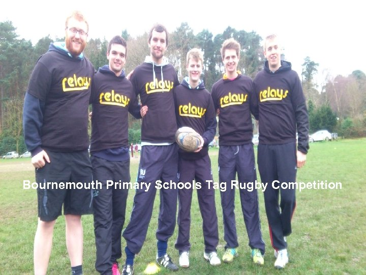Bournemouth Primary Schools Tag Rugby Competition