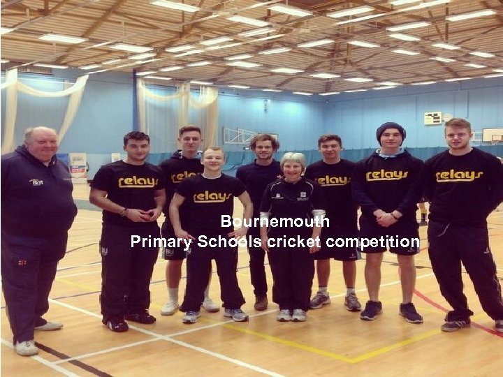 Bournemouth Primary Schools cricket competition