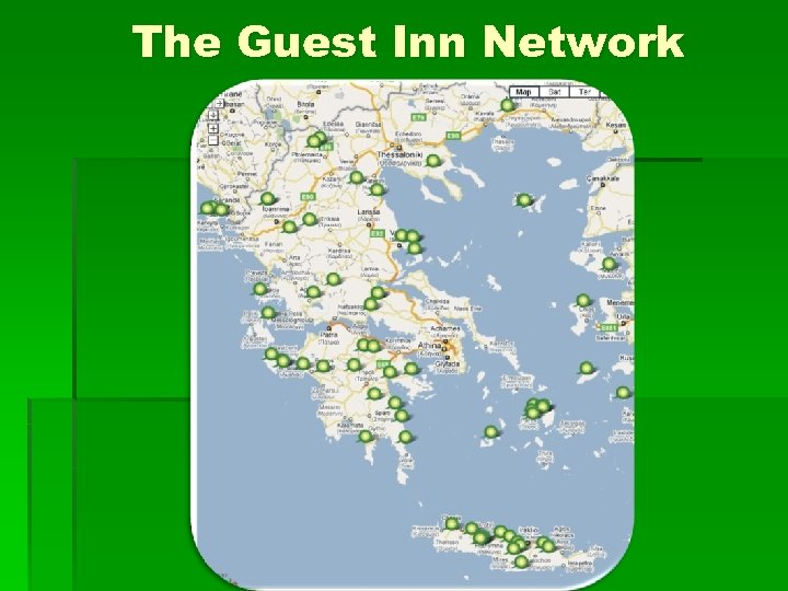 The Guest Inn Network
