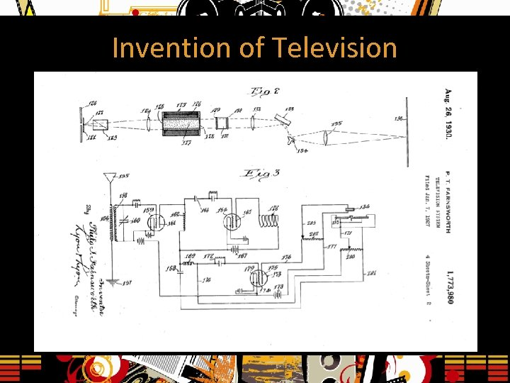 Invention of Television