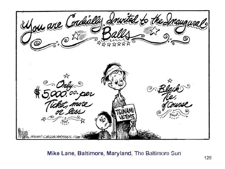 Mike Lane, Baltimore, Maryland, The Baltimore Sun 125