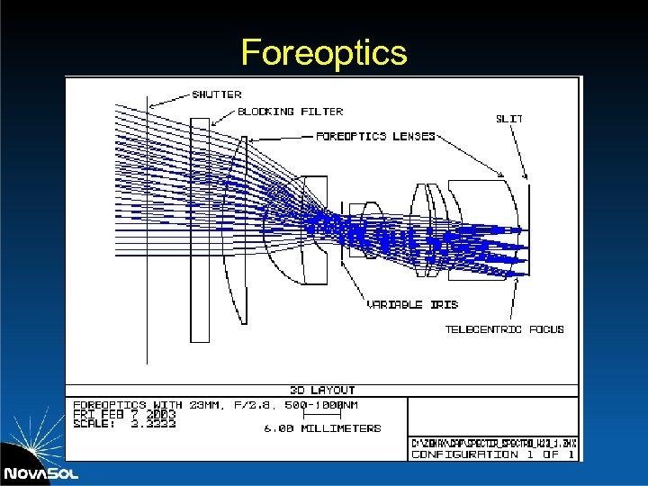 Foreoptics