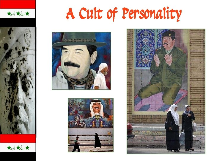 A Cult of Personality