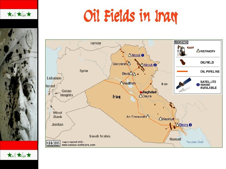 Oil Fields in Iraq