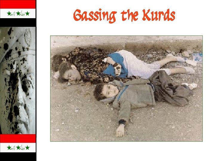 Gassing the Kurds