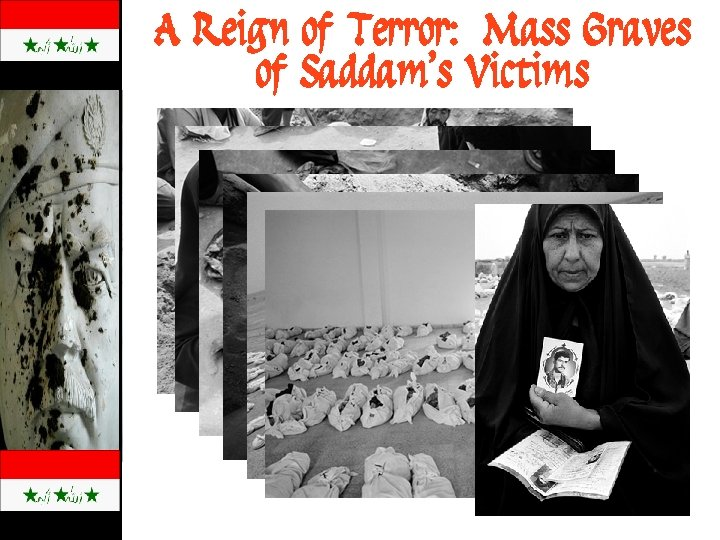 A Reign of Terror: Mass Graves of Saddam's Victims