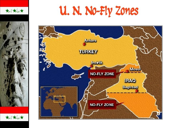 U. N. No-Fly Zones