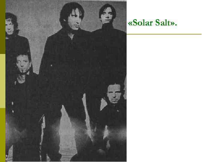 «Solar Salt» .