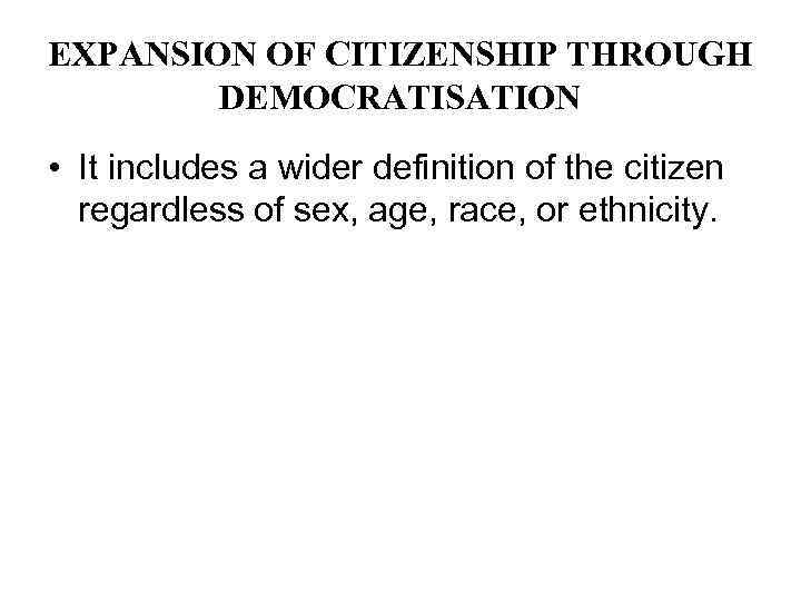 definition of citizen Citizen definition: the definition of a citizen is a person born in a place or a naturalized resident (noun) an example of a citizen is a person born in the united states.
