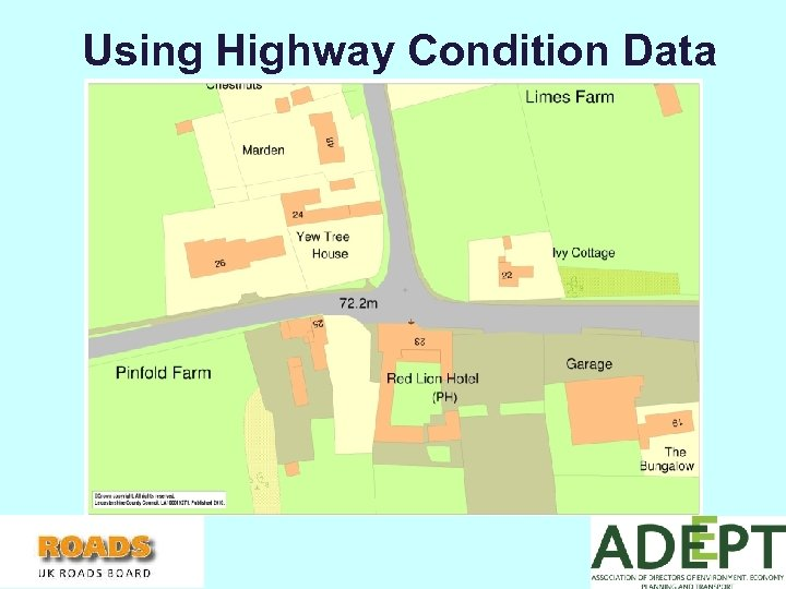 Using Highway Condition Data