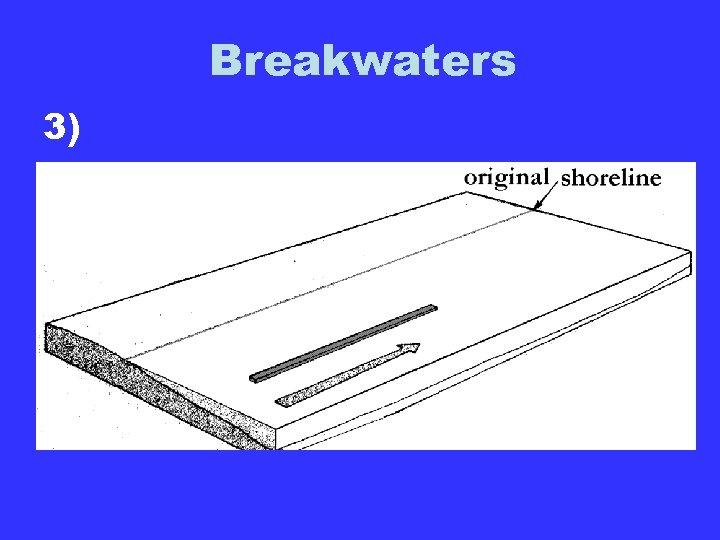 Breakwaters 3)