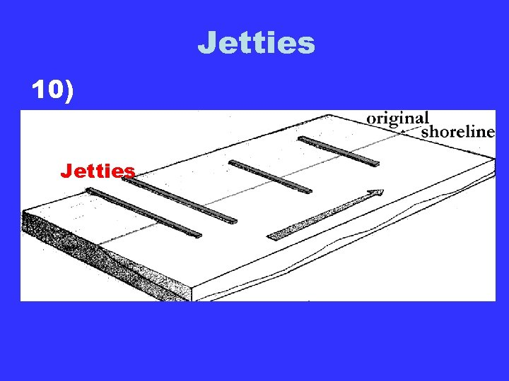 Jetties 10) Jetties