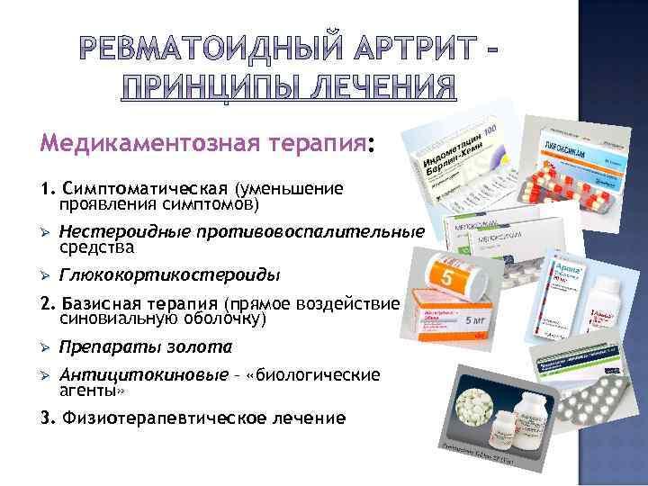Лечение ревматоидного артрита метипредом и метотрексатом фото