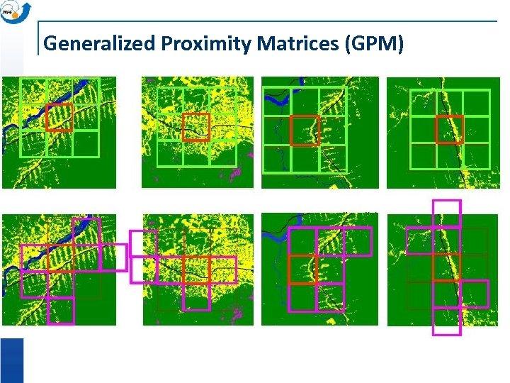 Generalized Proximity Matrices (GPM)