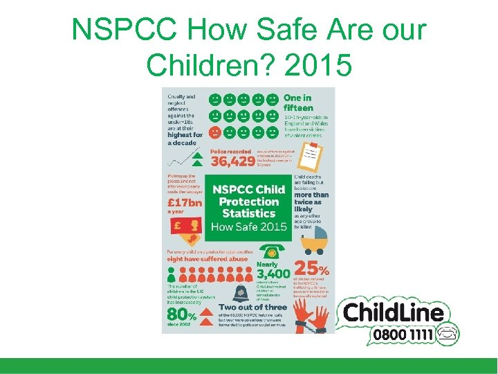NSPCC How Safe Are our Children? 2015