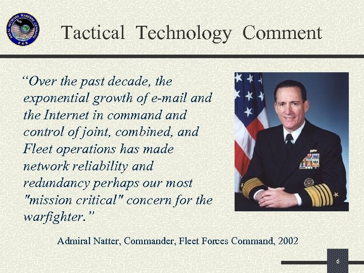 "Tactical Technology Comment ""Over the past decade, the exponential growth of e-mail and the"