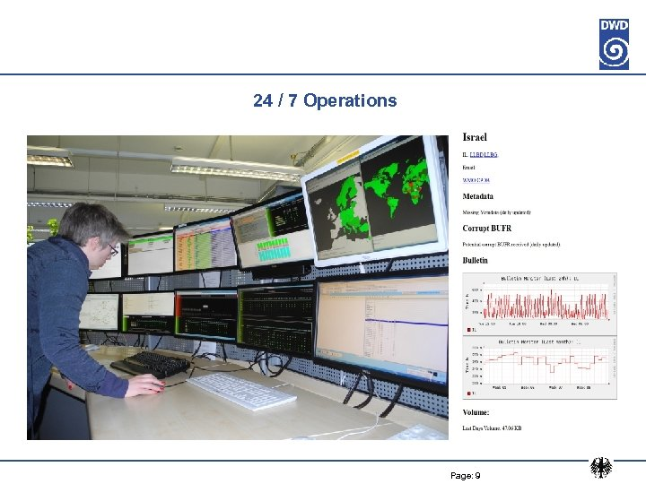 24 / 7 Operations Page: 9