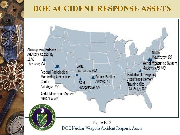 DOE ACCIDENT RESPONSE ASSETS