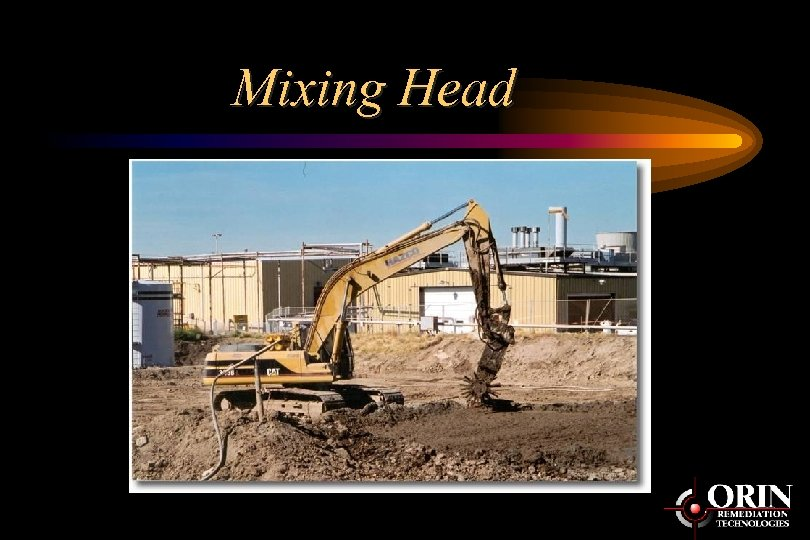 Mixing Head