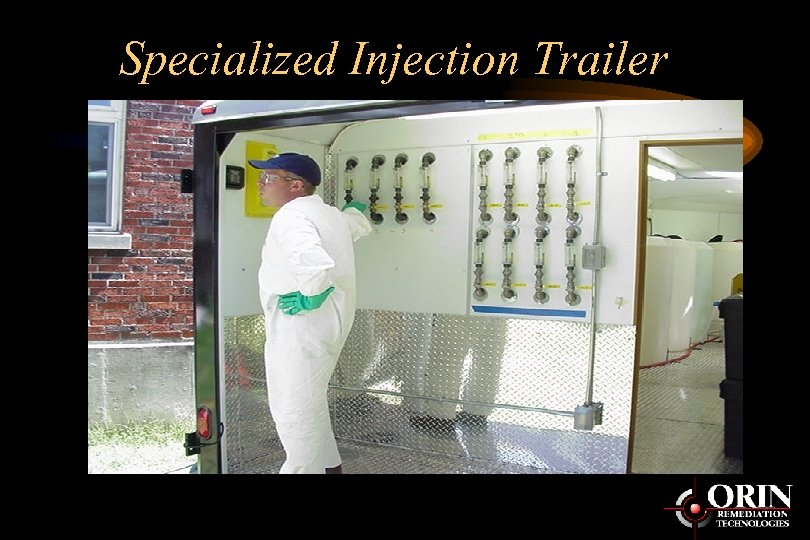 Specialized Injection Trailer