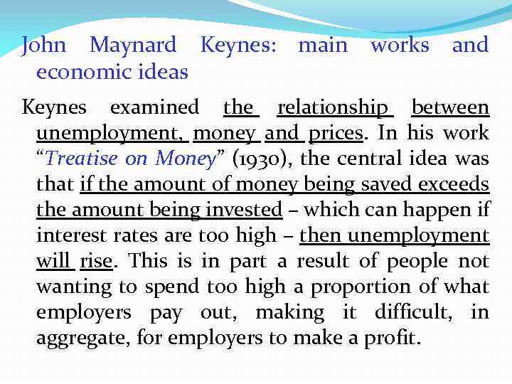 unemployment in vietnam - the application of john maynard keynes theory essay Unemployment in vietnam – the application of john maynard keynes theory introduction: during the great depression in 1930s, the unemployment rate increased significantly that lead to many problems and changes in the world's economy.