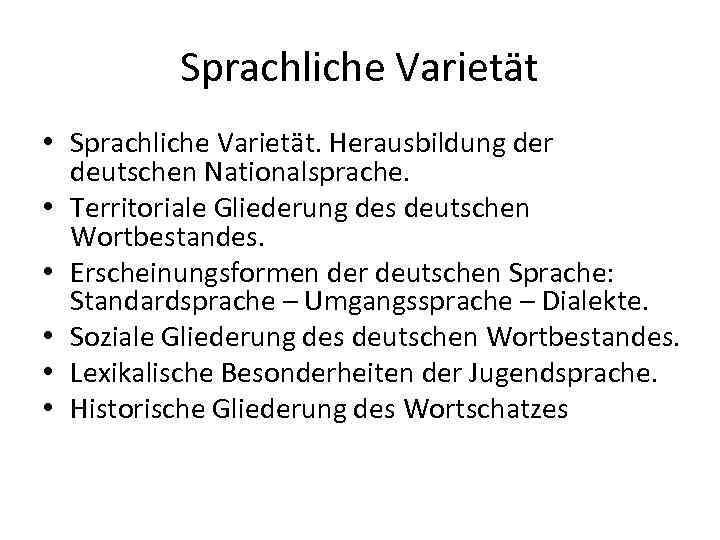 Dialekte regiolekte und in standardsprache stehen welcher beziehung Deutsche Dialekte