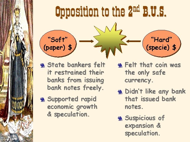 """nd B. U. S. Opposition to the 2 """"Soft"""" (paper) $ 3 3 State"""
