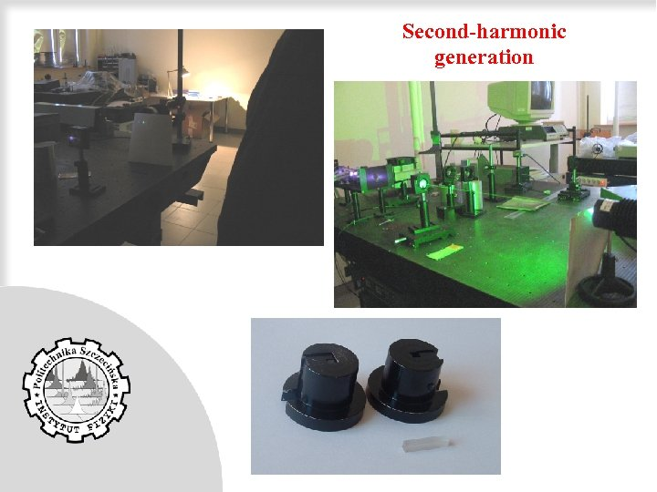Second-harmonic generation