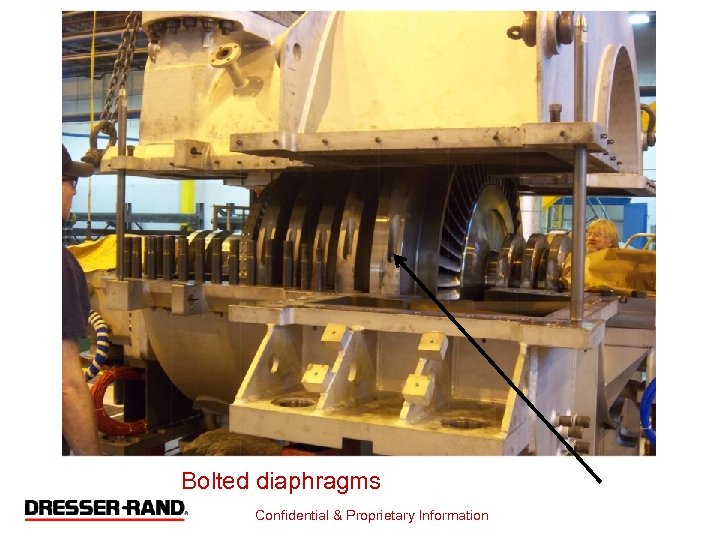 Bolted diaphragms Confidential & Proprietary Information