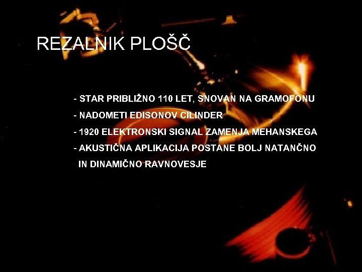 REZALNIK PLOŠČ - STAR PRIBLIŽNO 110 LET, SNOVAN NA GRAMOFONU - NADOMETI EDISONOV CILINDER