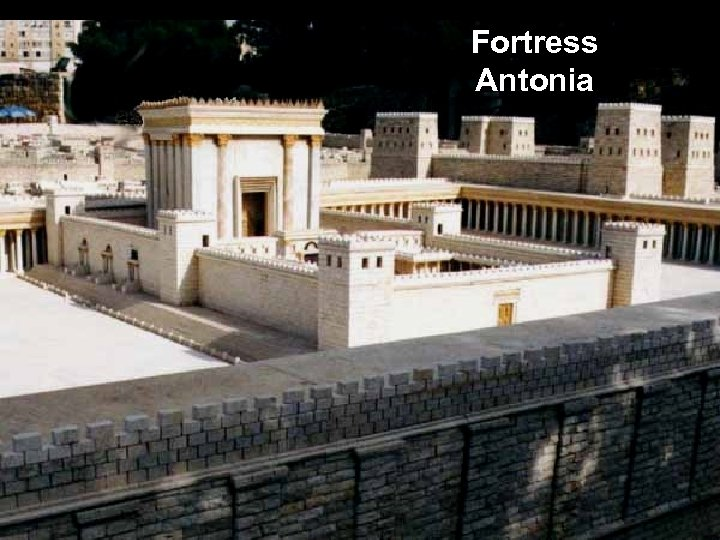 Fortress Antonia