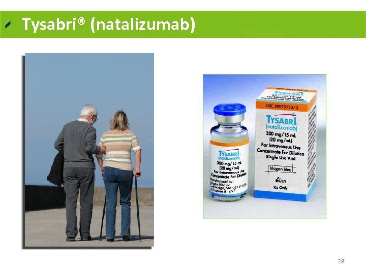 Tysabri® (natalizumab) 28