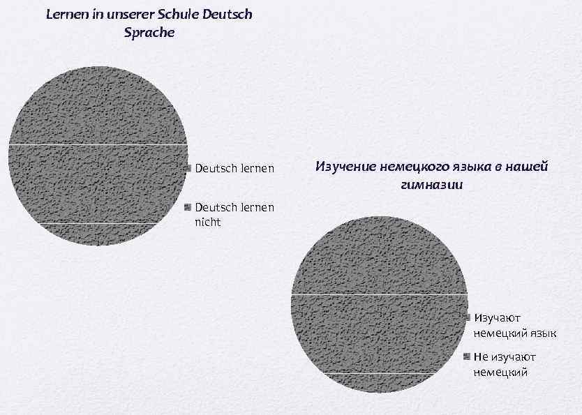 Lernen in unserer Schule Deutsch Sprache Deutsch lernen Изучение немецкого языка в нашей гимназии