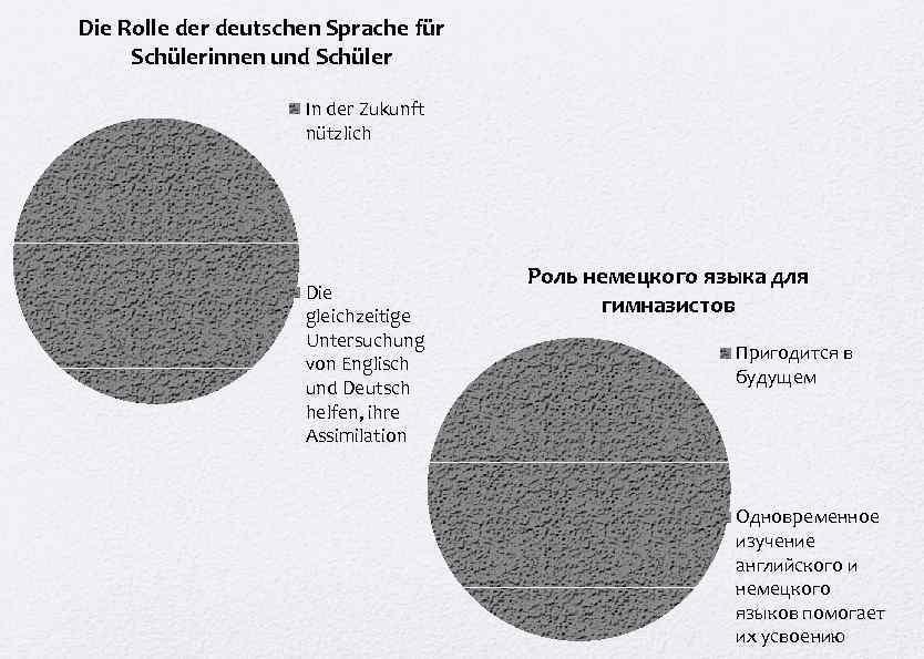 Die Rolle der deutschen Sprache für Schülerinnen und Schüler In der Zukunft nützlich Die