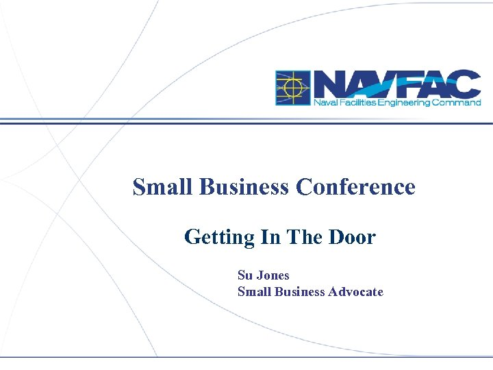 Small Business Conference Getting In The Door Su Jones Small Business Advocate