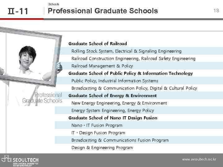 Ⅱ-11 Schools Professional Graduate Schools 18 Graduate School of Railroad Rolling Stock System, Electrical