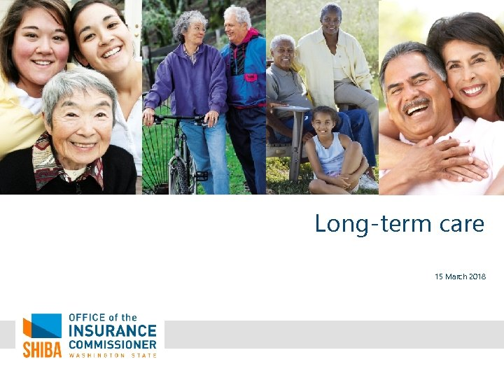 Long-term care 15 March 2018