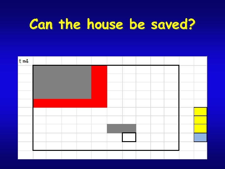 Can the house be saved?