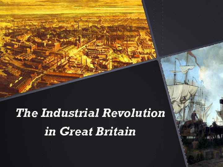 how were the evils of the industrial revolution addressed in england They were writing in the period often designated as the era of the industrial revolution, the last decades of the eighteenth century and the opening decades of the nineteenth, but their views were formed by their understanding of the world before it began to be transformed by the industrial revolution.