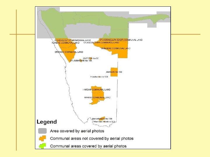 Customary Land Right Registration: Aerial photos