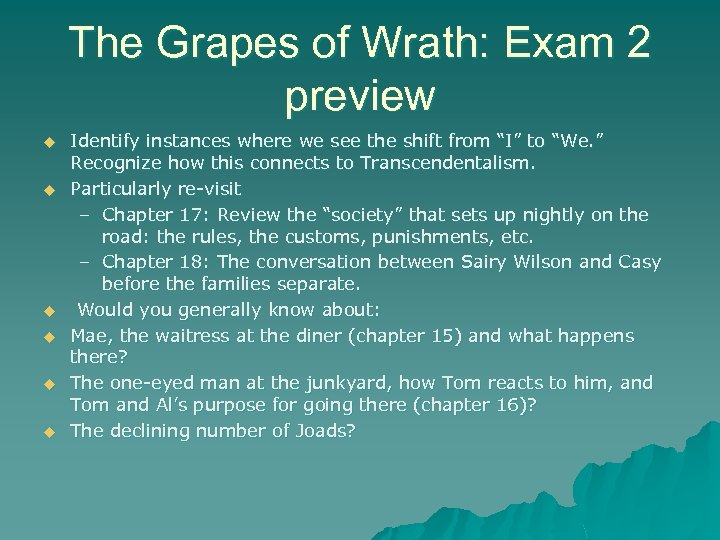 the similarities between the great gatsby and the grapes of wrath Steinbeck's the grapes of wrath (1939) and sturges' sullivan's travels (1941) emerged in the cultural dialogue far enough into the depression years that each work was able to synthesize trends of the era into broad, overarching social theories about the relationship between individuals in society.
