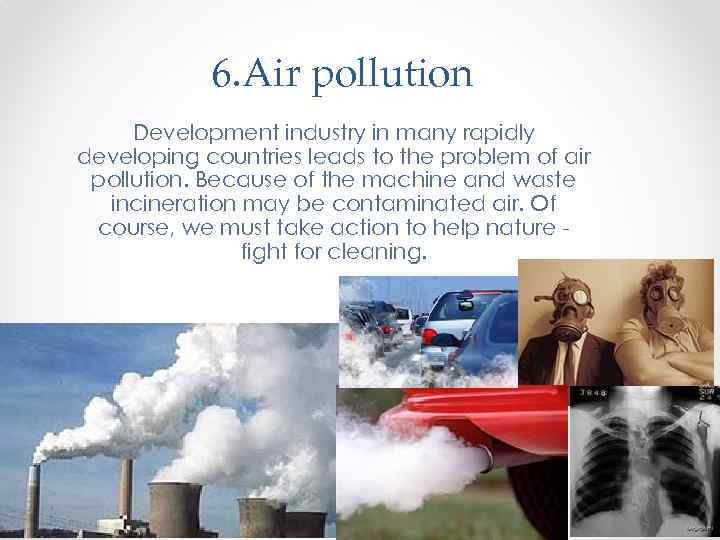 the solutions and implementation to the problem of air pollution In china today, air pollution kills an estimated 11 million people a year tangshan is ranked as the country's sixth most polluted city—and the top five are also in hebei.