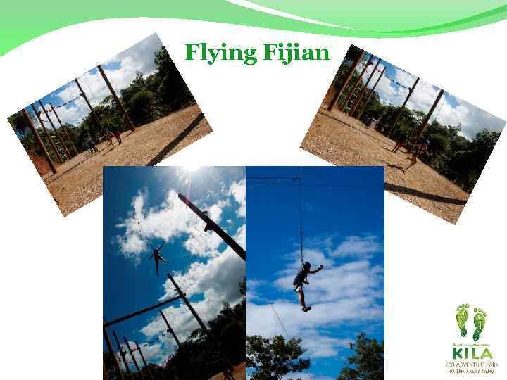 Flying Fijian