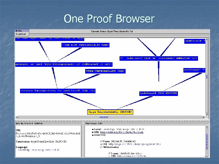 One Proof Browser 7