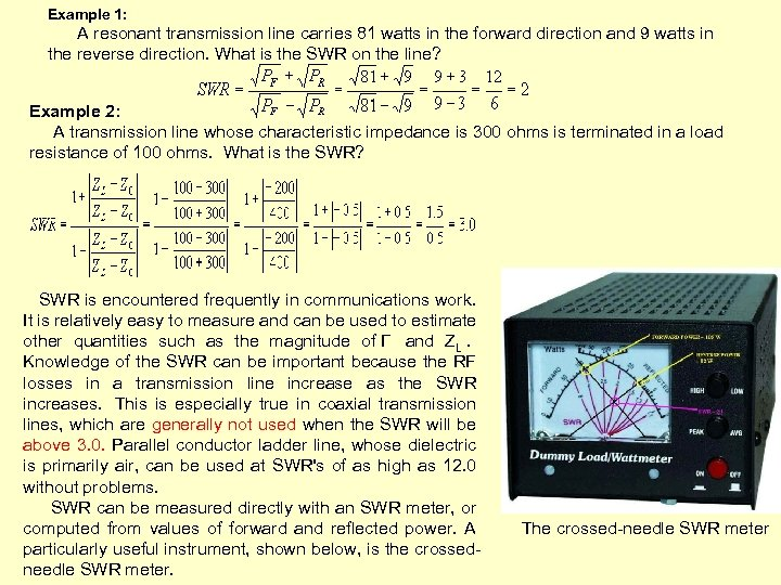 Radio and TV systems LECTURE 1 -2