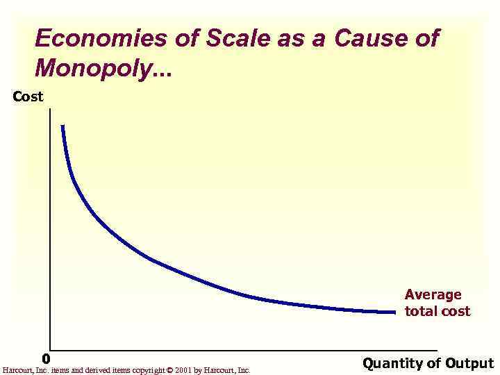economies of scale Economy of scale is a concept that arises in the context of the production of a good or service, and other similar activities undertaken by organisations this concept will provide an understanding of economies of scale, and some other concepts related to the production process.